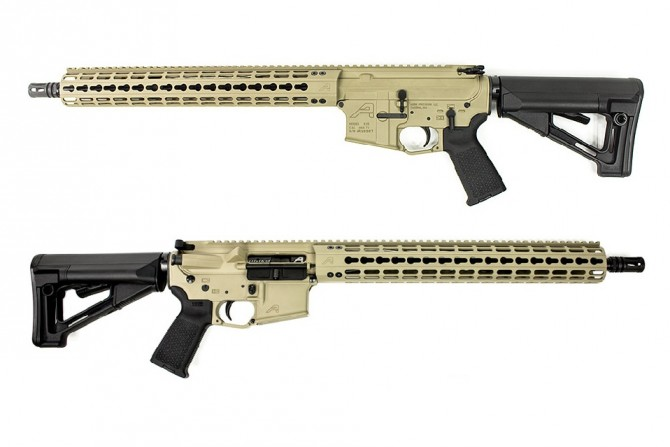 Aero Precision Monthly Rifle Giveaway: Limited Edition Coyote Tan