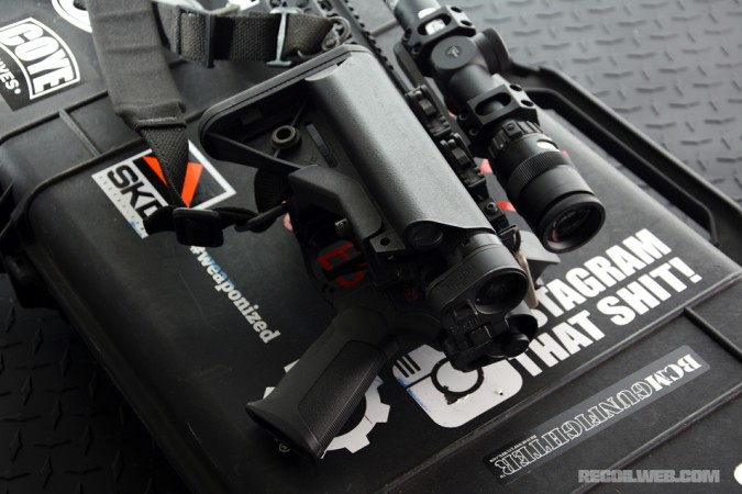 RECOILweb - Aaron Cowan - Law Tactical Review - Sage Dynamics 4