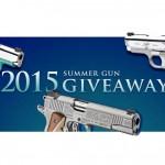 Kimber 2015 Summer Gun Giveaway - 01