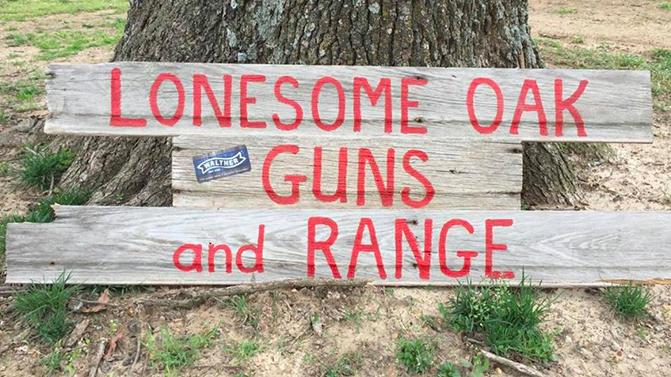 Lonesome Oak Range