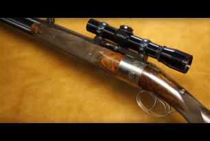 Hoenig Round Action Rifle