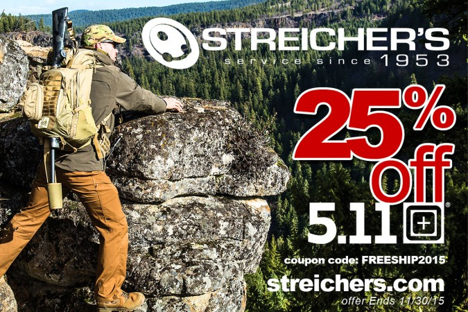Streicher's Black Friday