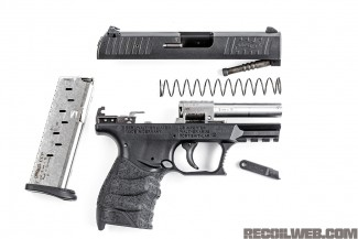 Walther CCP 9mm