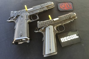 SHOT16: New blasters from STI – and Costa