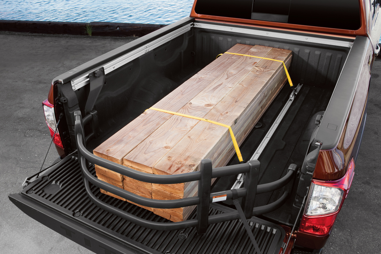 Wood Truck Tops ~ Aftershot nissan truck accessories recoil