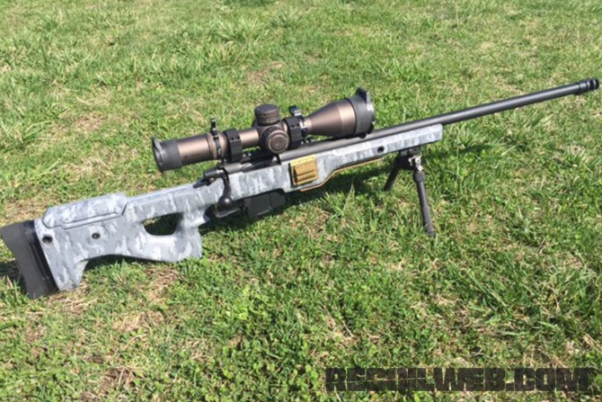 The GAP Tempest Action for Precision Rifles