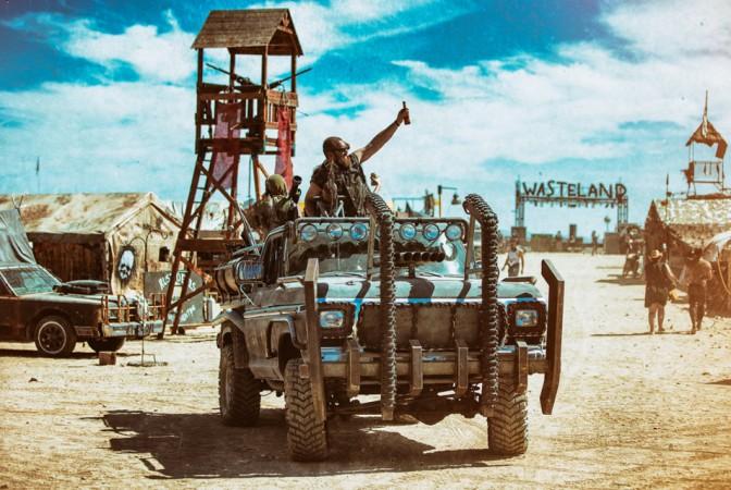 Wasteland Weekend vehicles 1