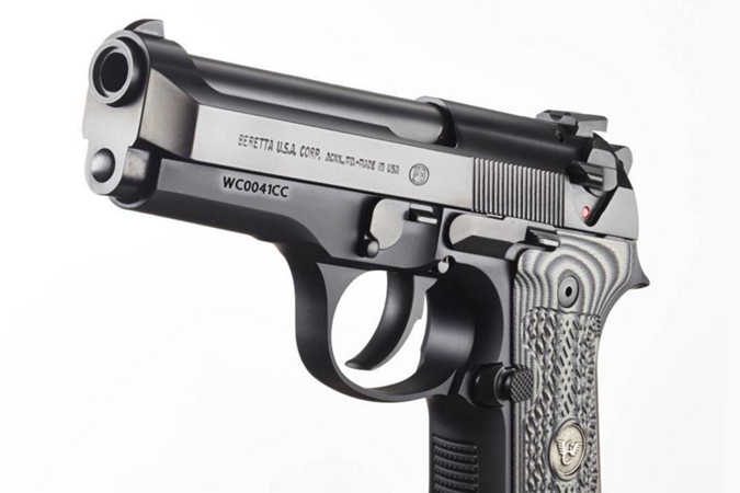 Wilson Combat Beretta