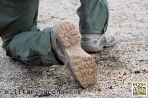 From LOWA: Task Force Z-6S GTX Boots