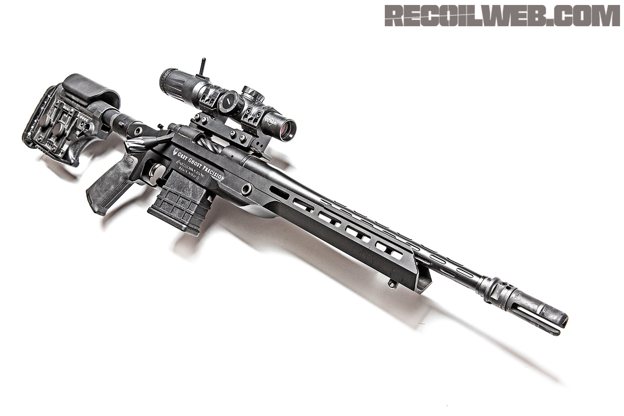 Grey Ghost Precision Dagger 300 Blackout | RECOIL