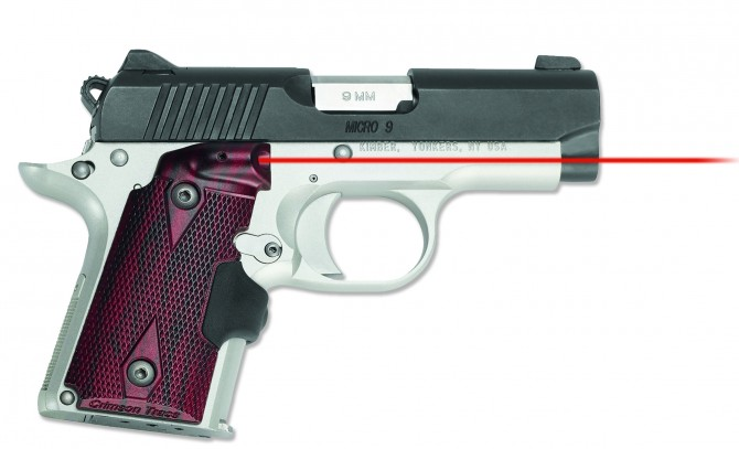 Crimson Trace Offering New Kimber Options