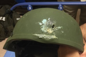 About the Helmet That Saved an Orlando Cop's Life