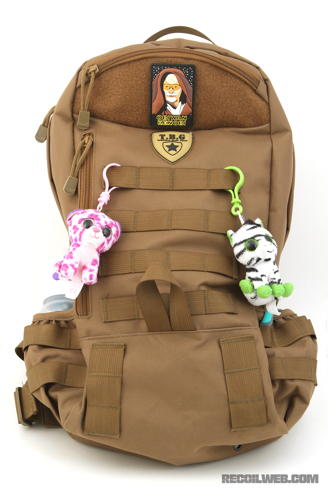 Review Tactical Baby Gear Bags Recoil