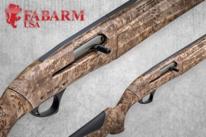 Now Available: Fabarm XLR5 Waterfowler