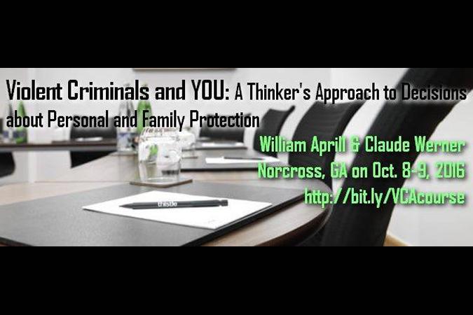 Violent Criminals and You Class