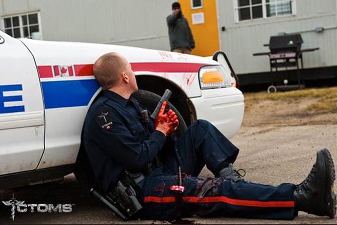 POD: CTOMS Police Officer Down