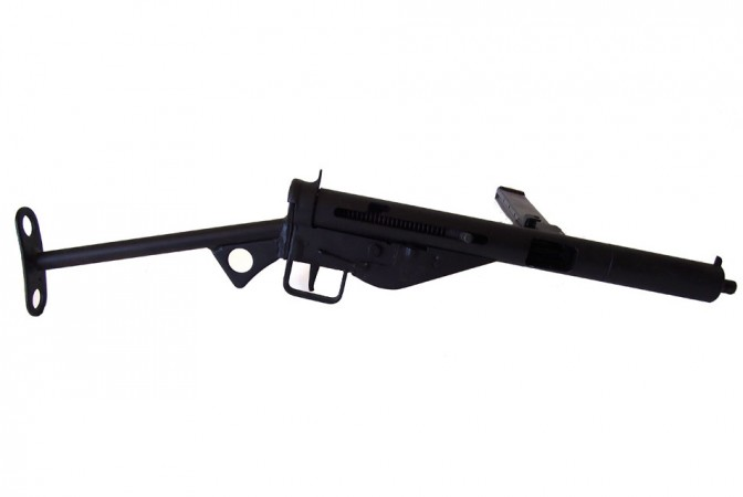 The Sten Gun MkIII5