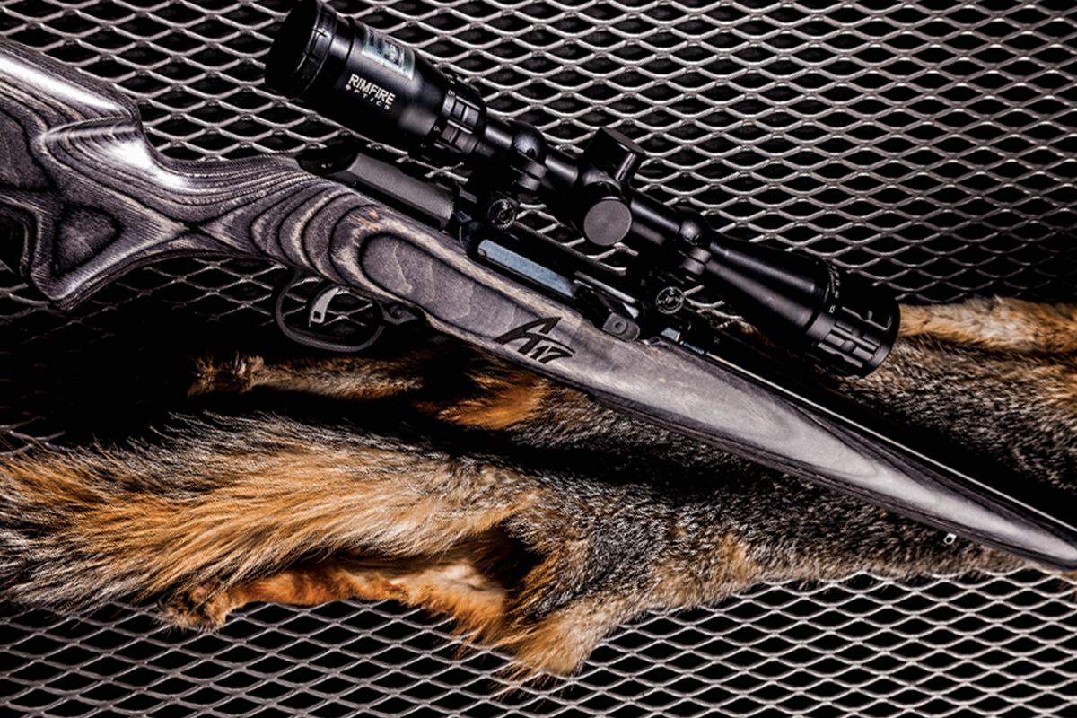 Savage Launches A17 17 HMR Heavy Barrel   RECOIL