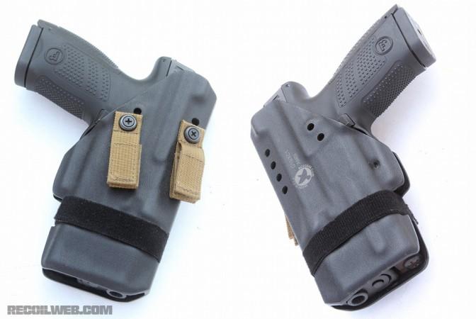 New CZ P10C -9mm -11