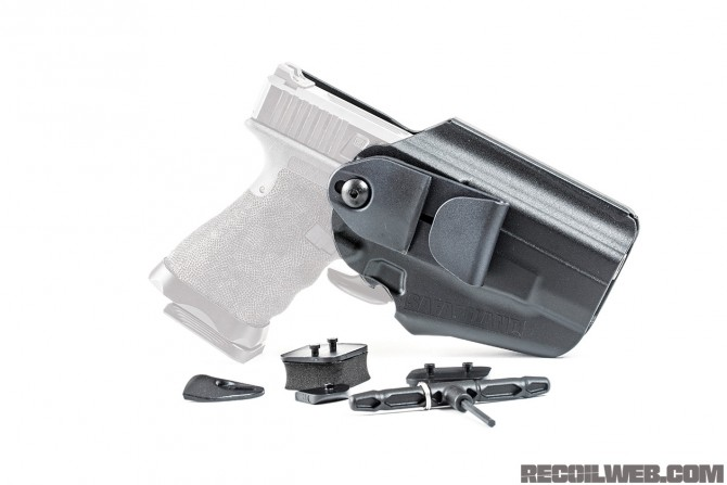 Uncovered – New Firearms Products