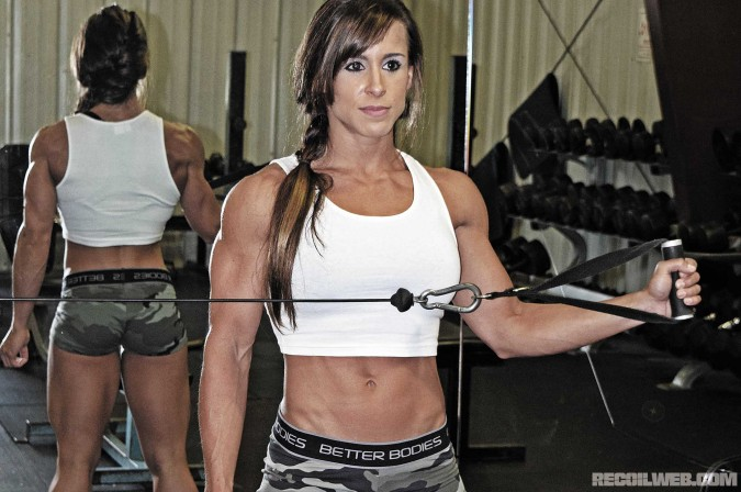 female-firearms-fitness-rotator-cuff-cable-rotations-2