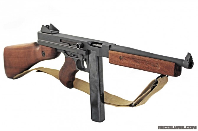 Thompson Submachine Gun - Tommy Boy | RECOIL