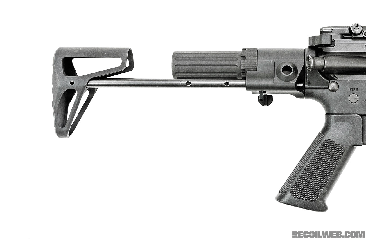 PDW Stock Buyer's Guide   RECOIL