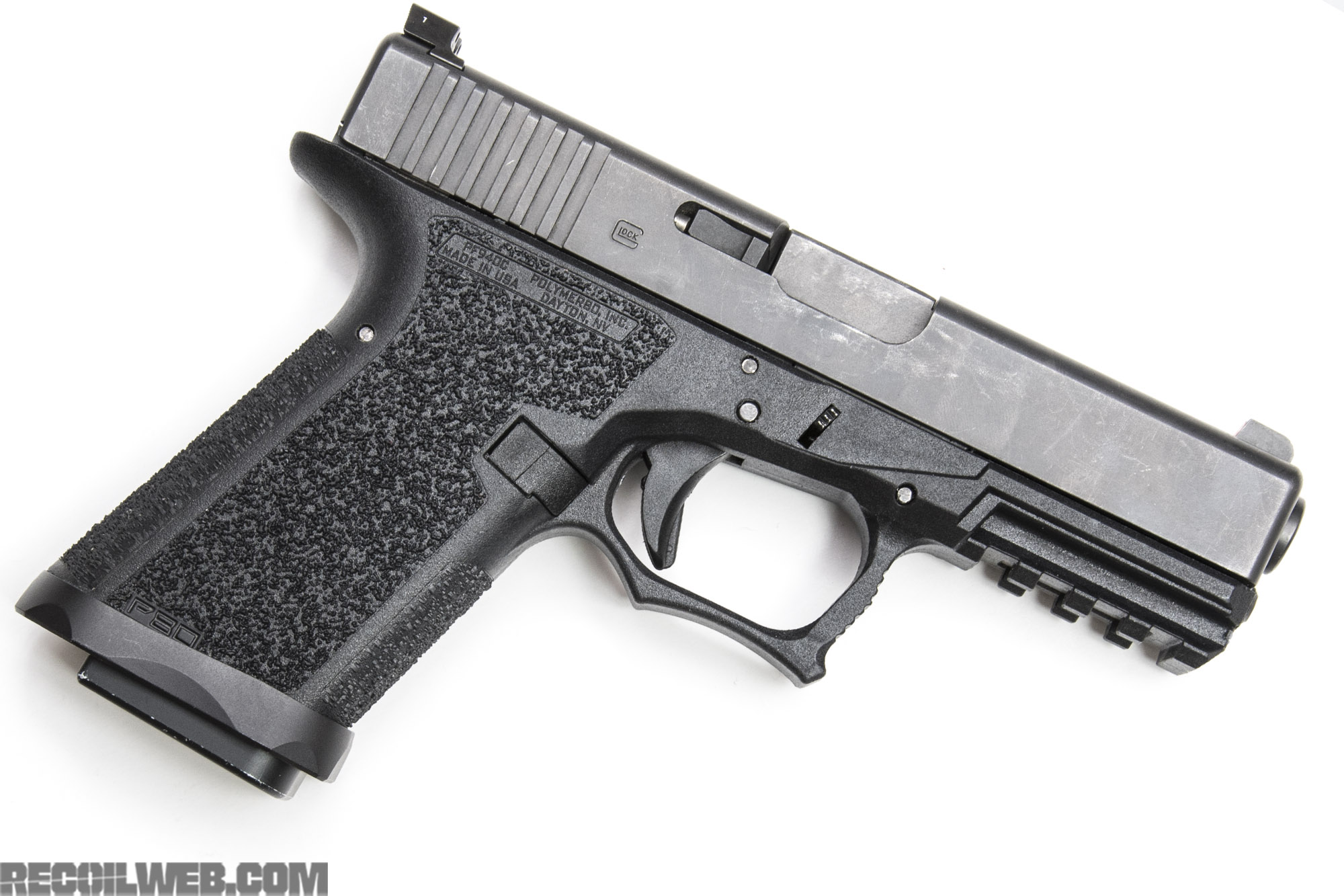 Some Assembly Required: PF940Cv1 80% Compact Glock Frame