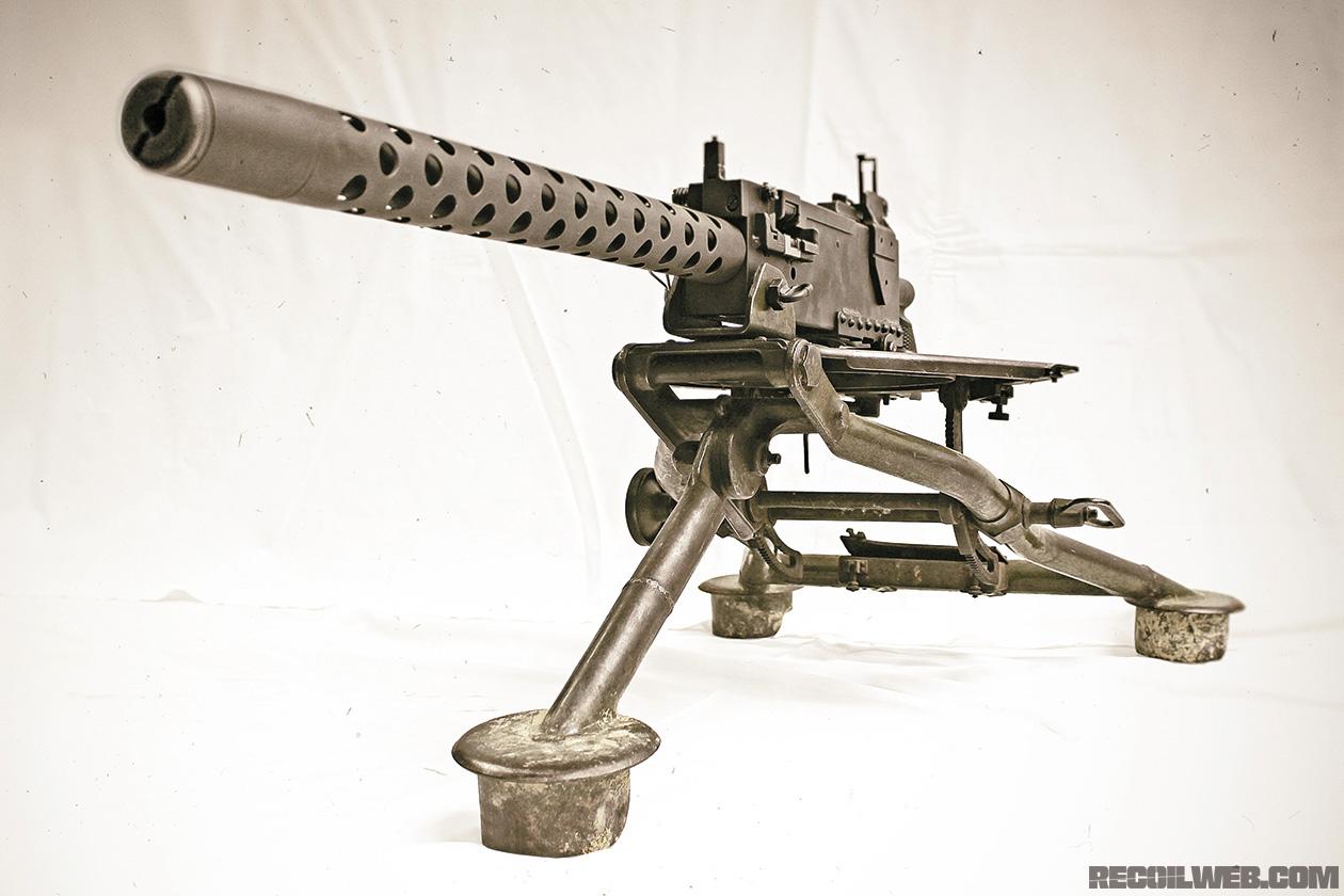 M1919 Machine Gun | RECOIL