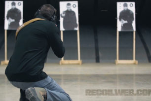 kneeling shooting positions