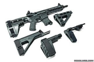 rifle arm brace