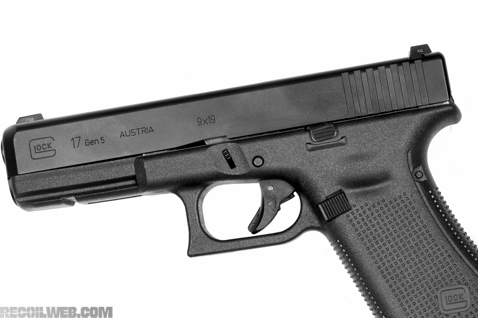 here s the full reveal of the new glock gen5 pistol recoil rh recoilweb com Glock Manual Safety Glock 19 Maintenance Manual