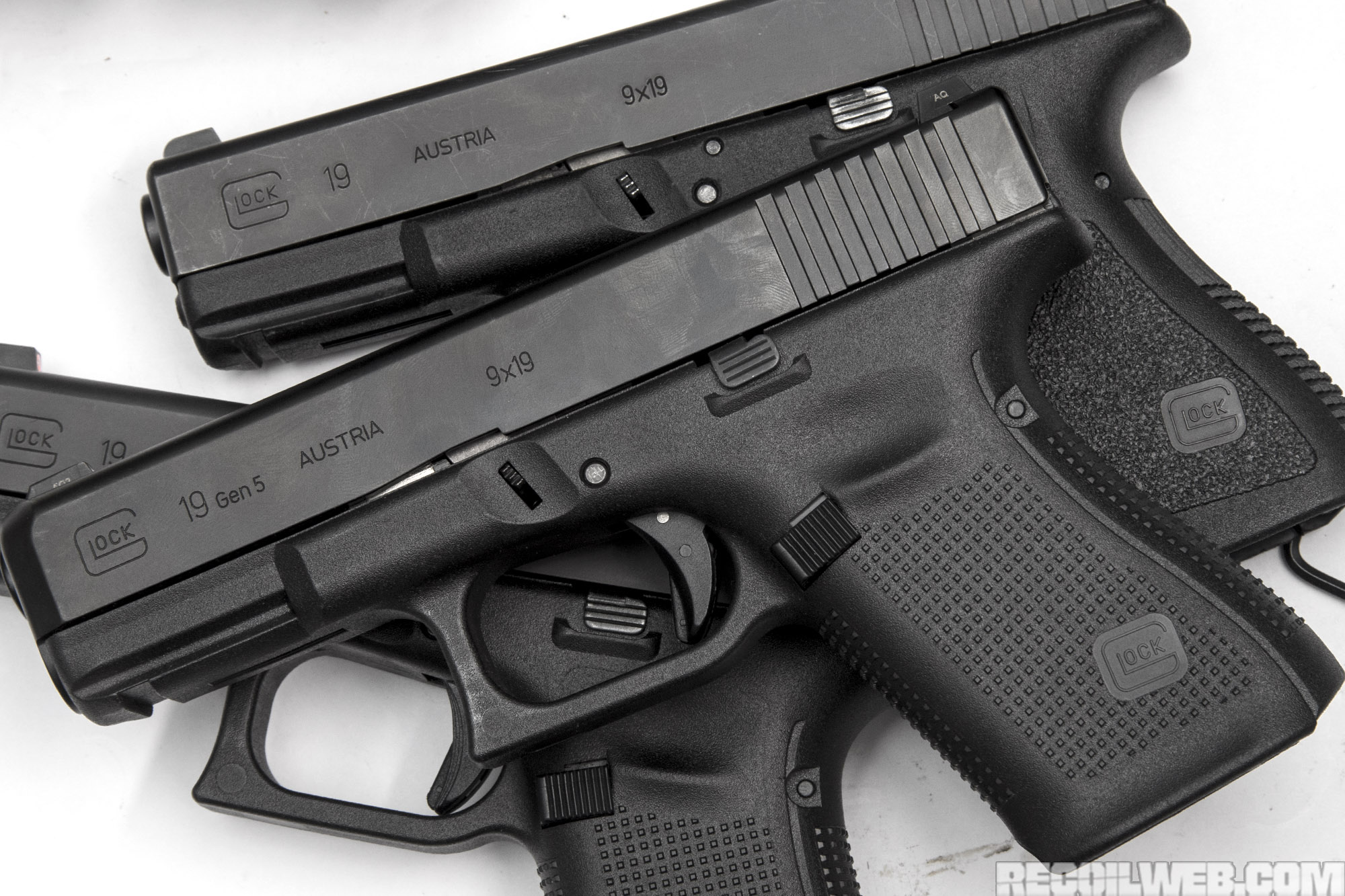 Here S The Full Reveal Of The New Glock Gen5 Pistol Recoil