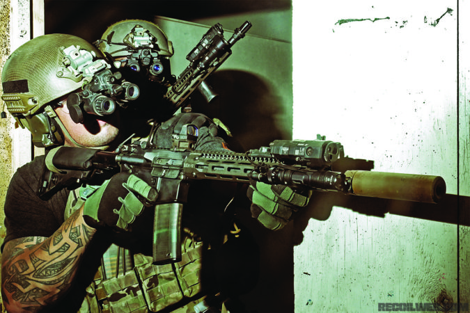 There's now a wide market for NVDs, IR tools, and night-vision-compatible optics. Regardless of your specific application, there's a combination of night-fighting tools that'll work for you.