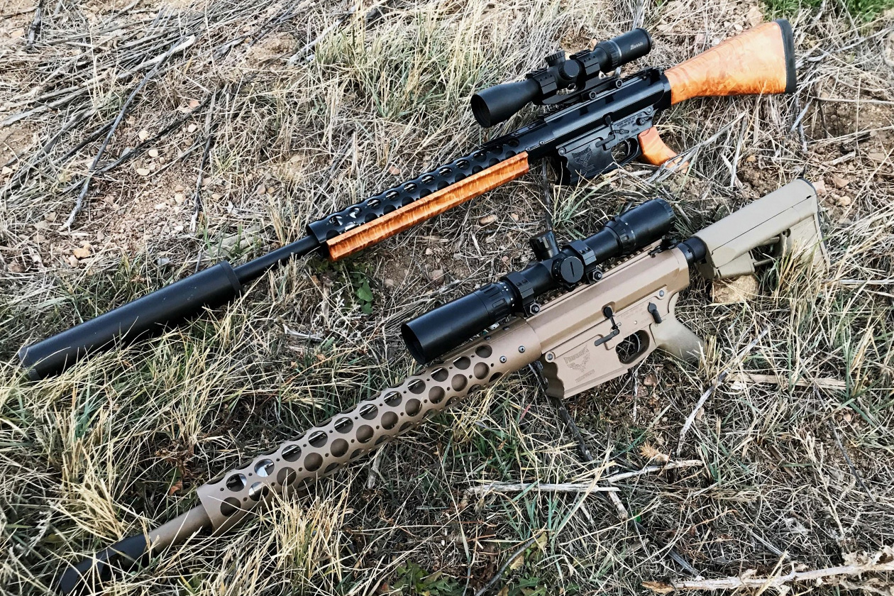 Phoenix Weaponry Produces  45-70 Government AR | RECOIL
