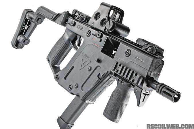 Finally, a KRISS Vector 9mm! Photos by Weapon Outfitters and Steven Kuo