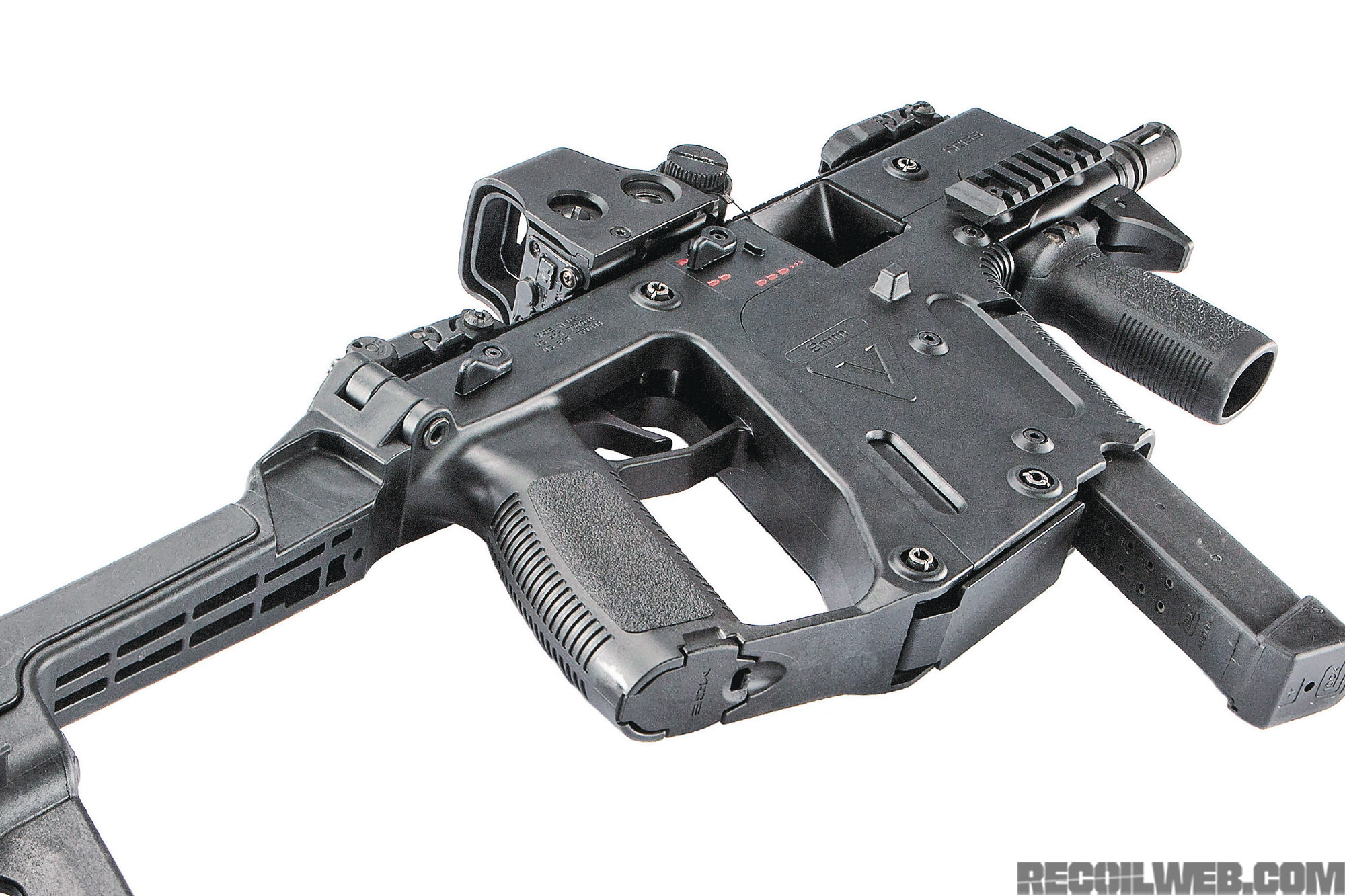 KRISS 9mm CRB – Victor Vector | RECOIL