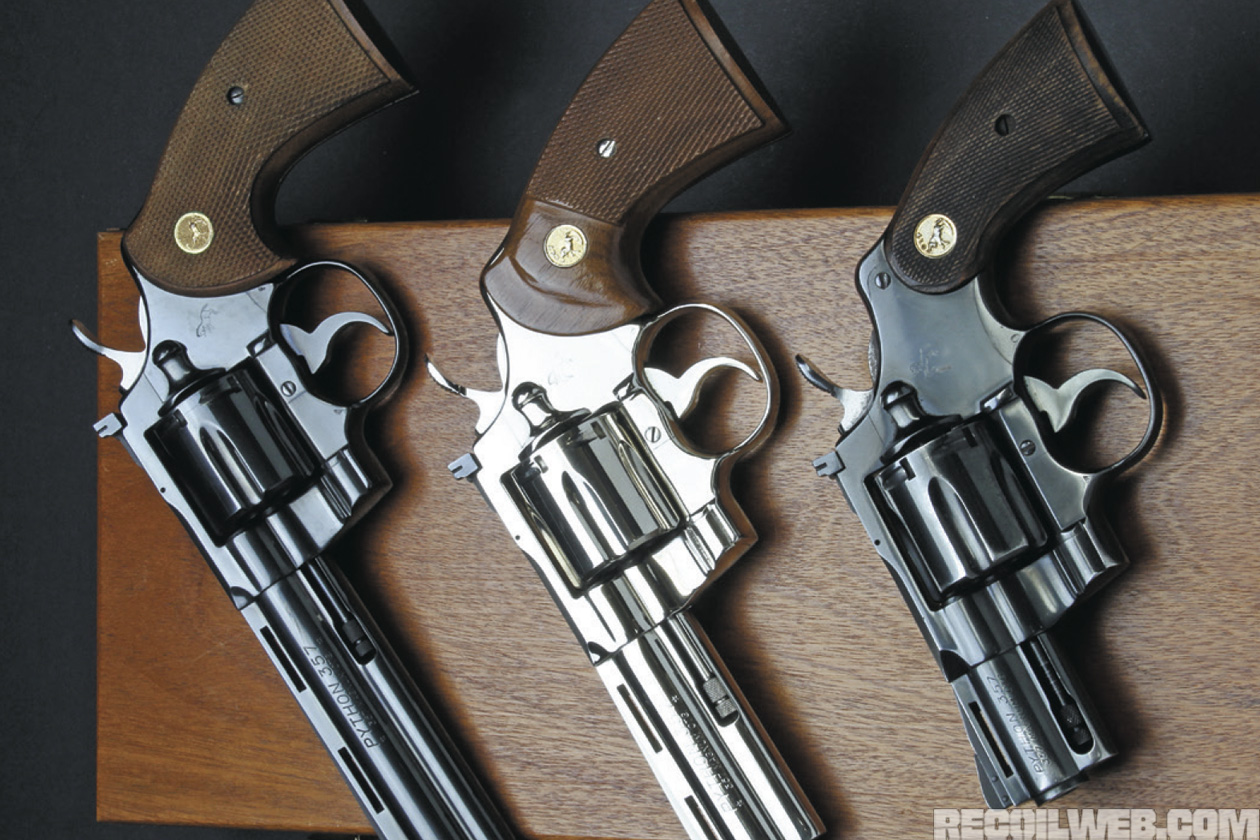 The Revolver Buyer's Guide | RECOIL