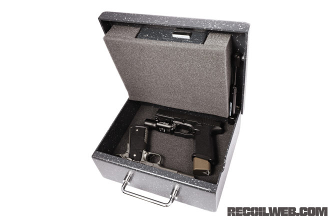 Fast and Secure – Quick-Access Gun Safes | RECOIL