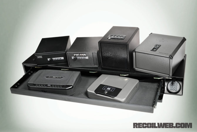 Fast and Secure – Quick-Access Gun Safes