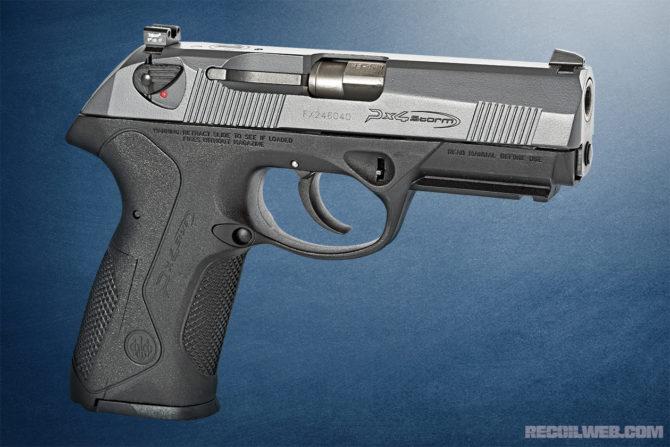 Beretta PX4 Storm – Embracing the Storm