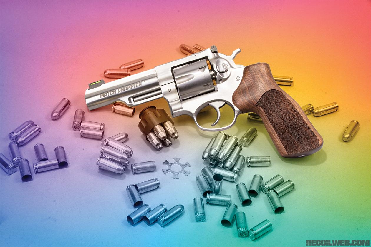 Review: Ruger 10mm GP100 Revolver - Unicorn Revo   RECOIL