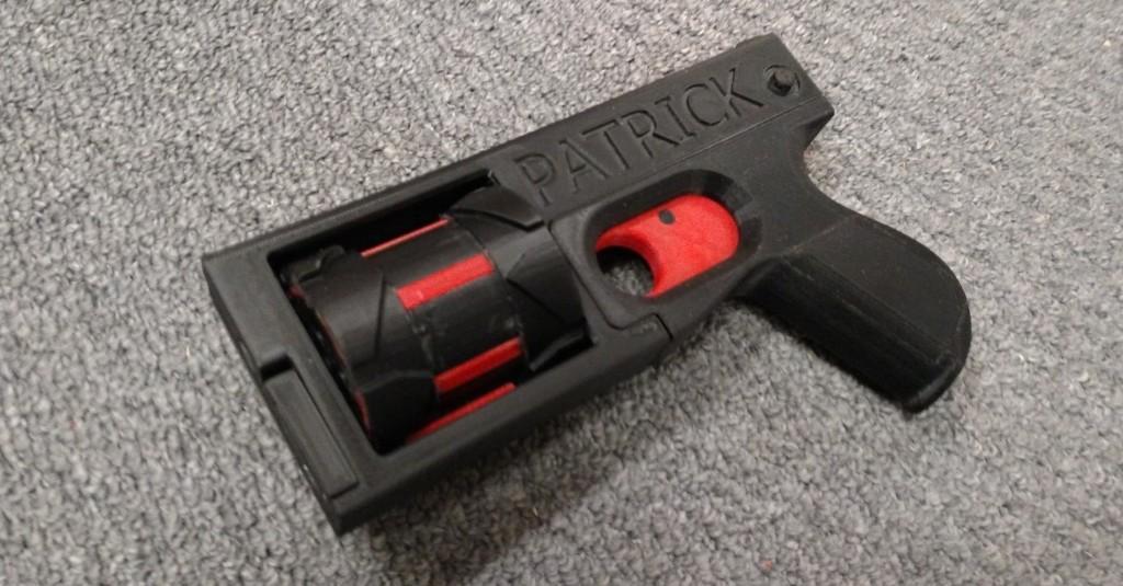 Printable Gun Stock Templates