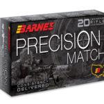 Barnes Precision Match Ammunition