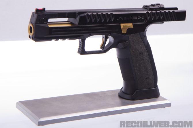 Alien pistol 11