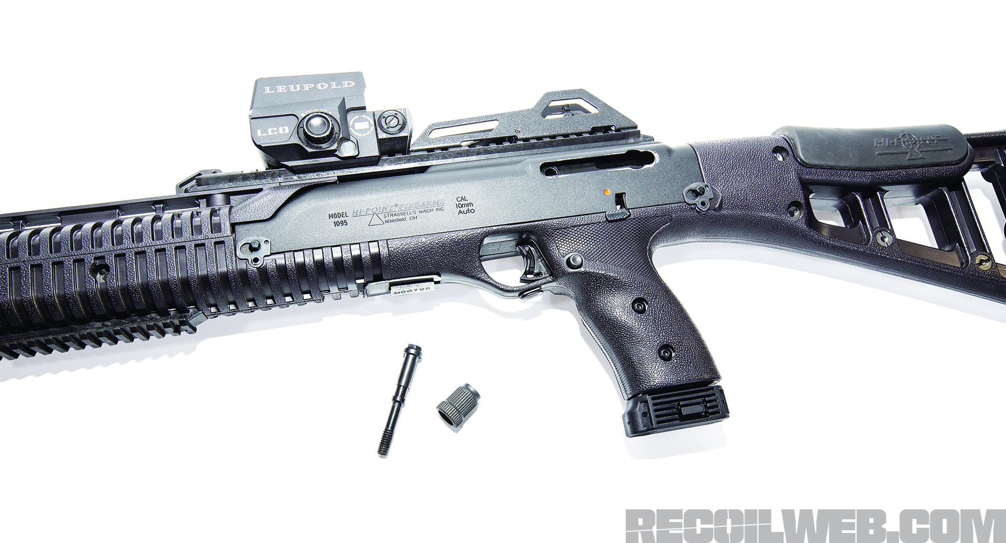 Hi-Point 10mm Carbine - Quality Garbage | RECOIL