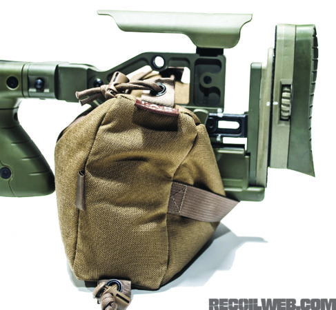 BAGS Str8Laced-Buttstock