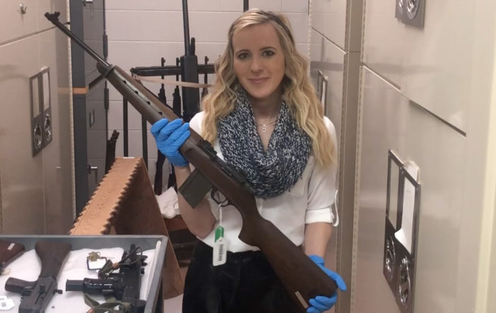 The Ashley Update: Winchester Light Weight Military Rifle Prototype