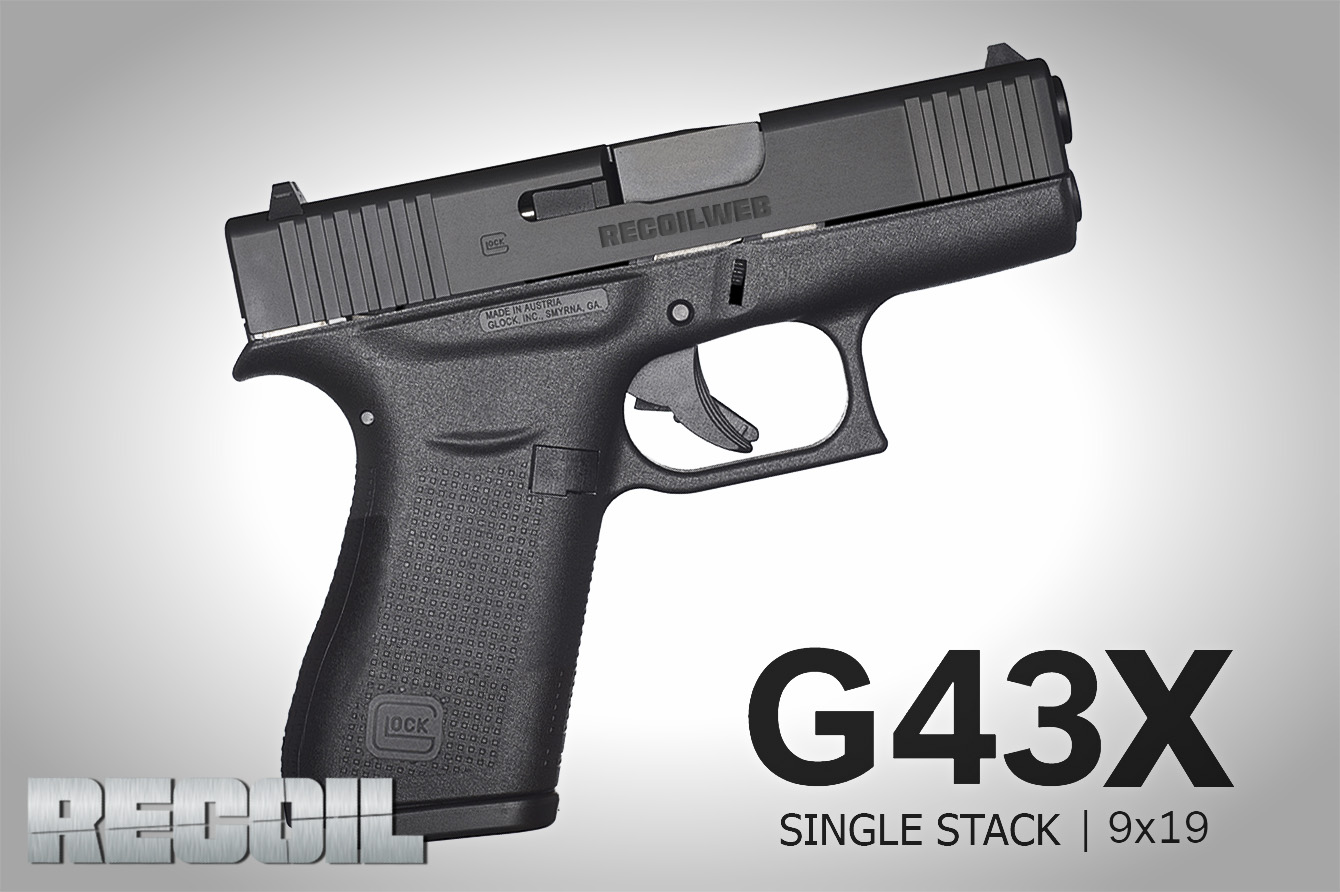 GLOCK 43X and 48 | Lightfighter Tactical Forum