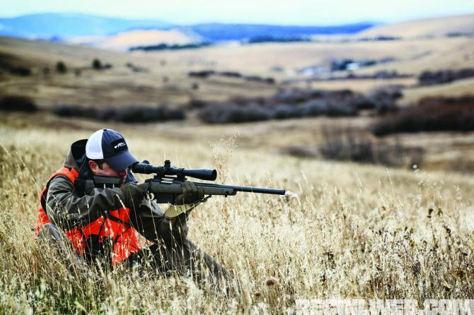Precision hunting .02